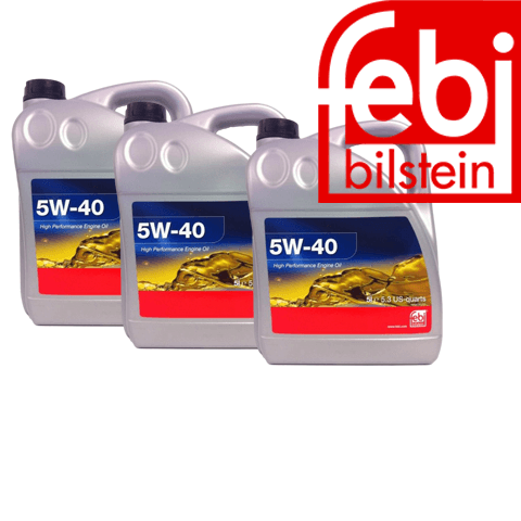 Motorové oleje FEBI