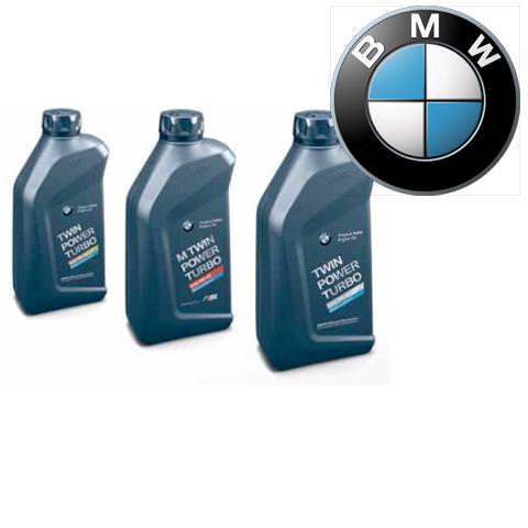 Motorové oleje BMW