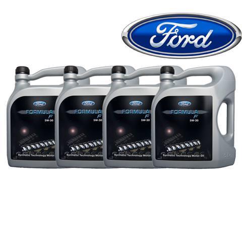 Motorové oleje FORD