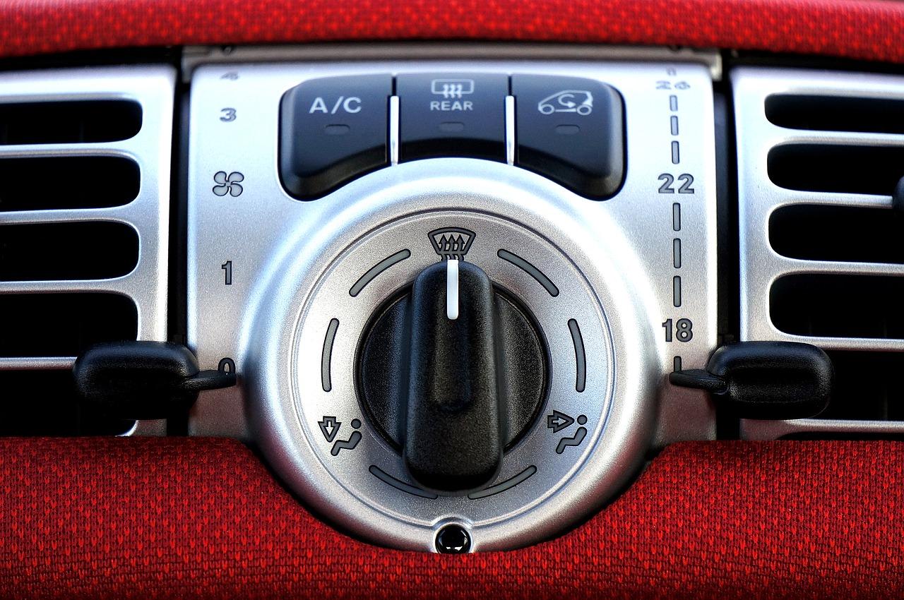 Rady k vhodnému používaniu klimatizácie v aute
